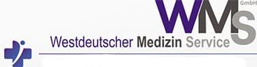 WMS GmbH - Westdeutscher Medizin-Service - Logo
